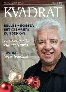 Tidningen Kvadrat December 2013