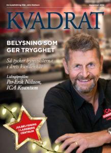 Tidningen Kvadrat December 2014