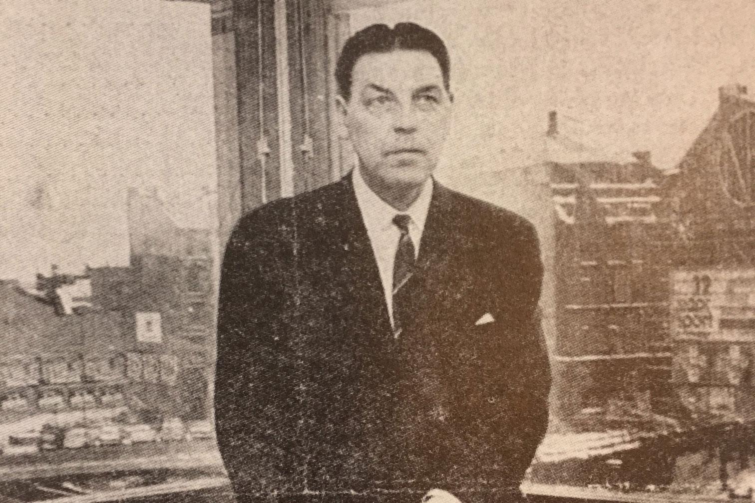 Byggmästare John Mattson, 1966