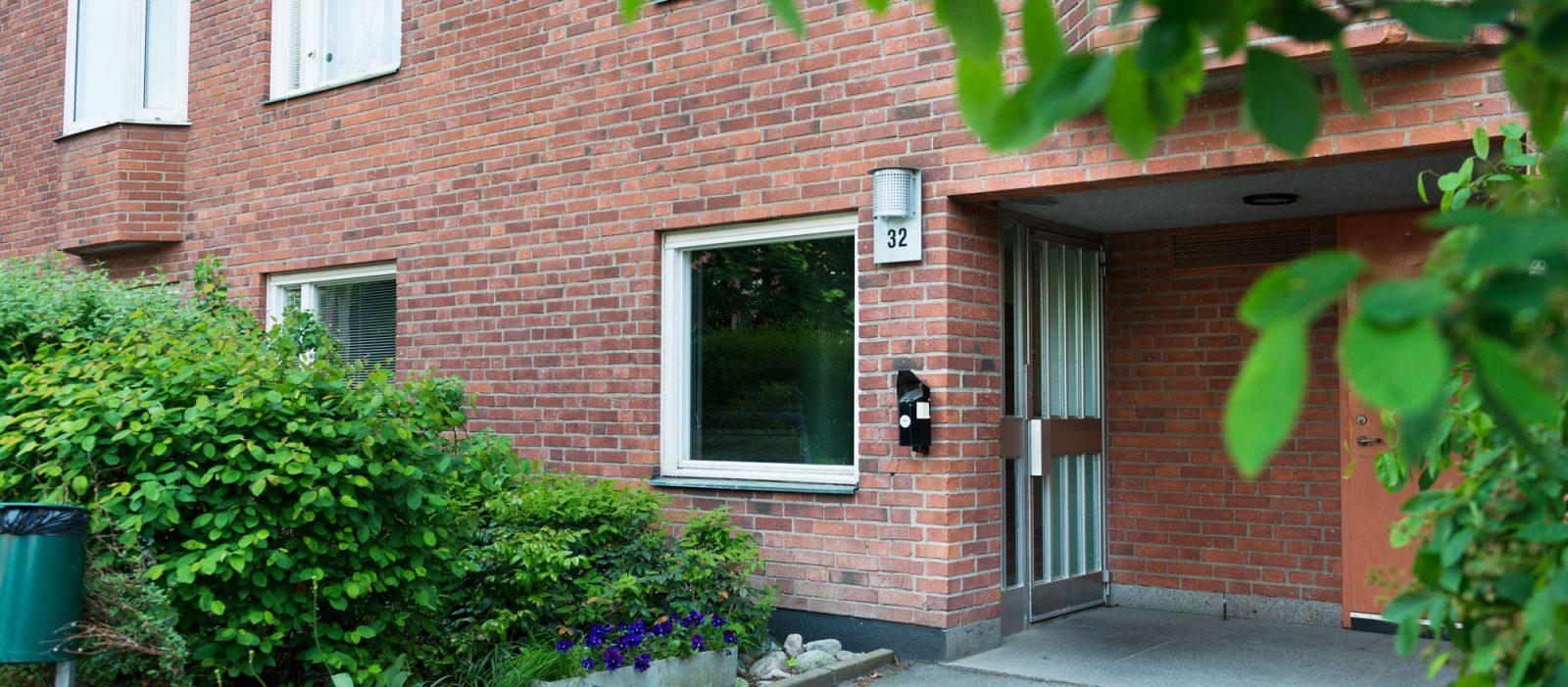 Fastigheten Farleden 2 i Larsberg på Lidingö.