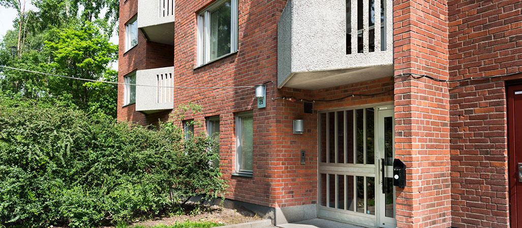 Fastigheten Fyrtornet 2 i Larsberg på Lidingö.