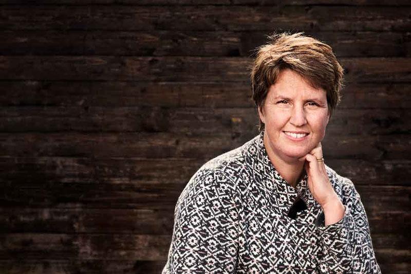 Cecilia Reistad Haglund, rektor på Bodalsskolan på Lidingö.