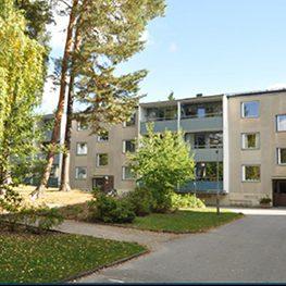 John Mattsons fastighet Herkules1 i Käppala på Lidingö.